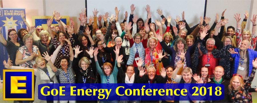 GOE Energy Conference 2017 Group Photo