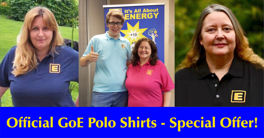 GoE Polo Shirts