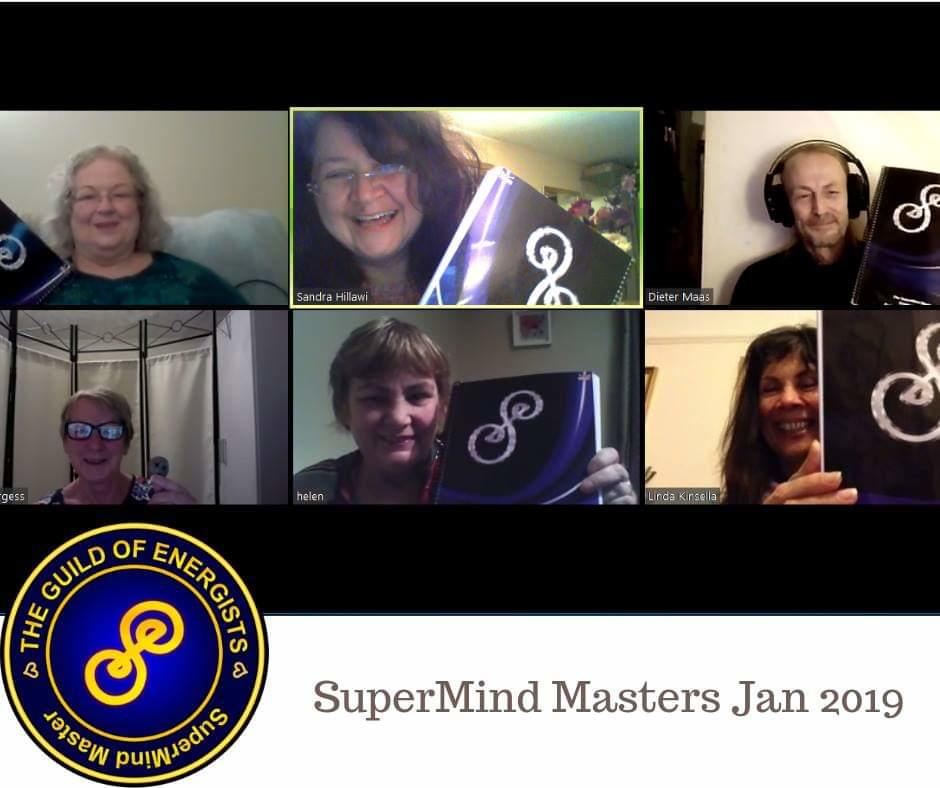 Event Report: SuperMind Master Zoom Online with Sandra